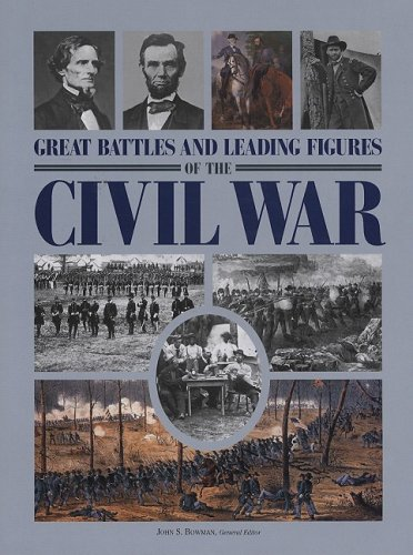 9781572150096: Great Battles and Leading Figures of the Civil War