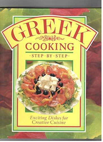 9781572150119: Greek Cooking: Step By Step