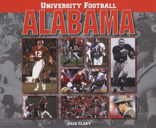 9781572150386: University Football: Alabama