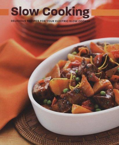 Slow Cooking 9781572150393 Excellent shape!