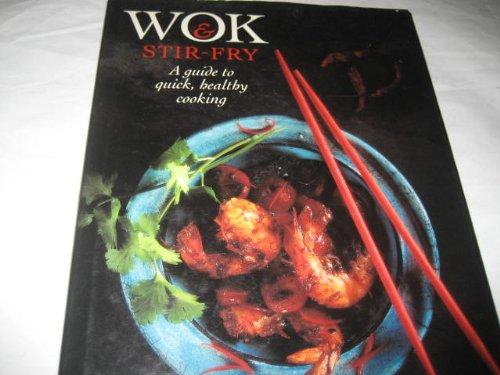 9781572151062: Wok & Stir Fry