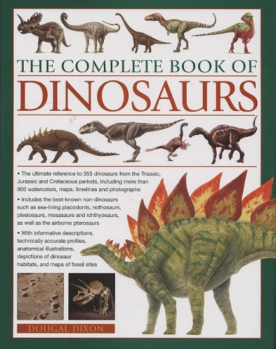 9781572151161: The Complete Book of Dinosaurs