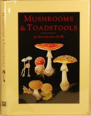 Mushrooms & Toadstools: Baier, Jiri