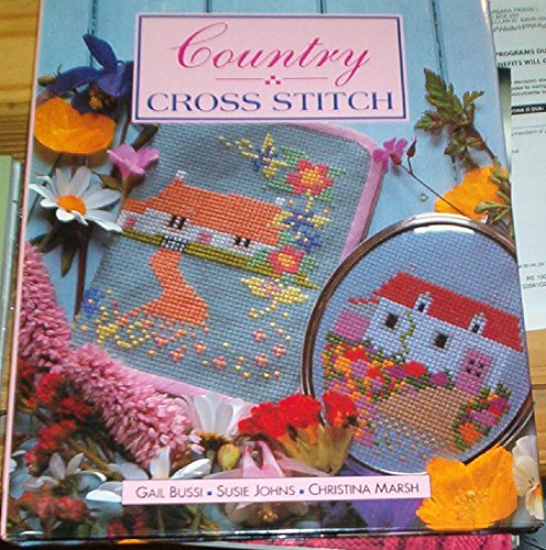 9781572151970: Country Cross Stitch