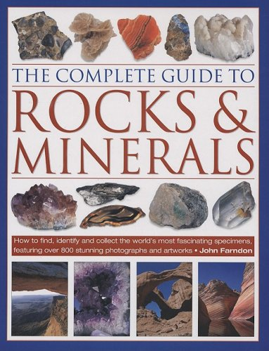9781572152229: The Complete Guide to Rocks & Minerals