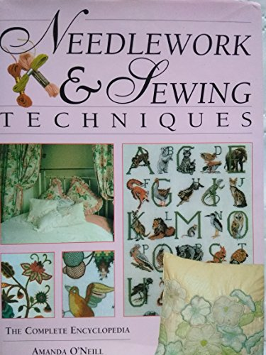 9781572152298: Needlework & Sewing Techniques