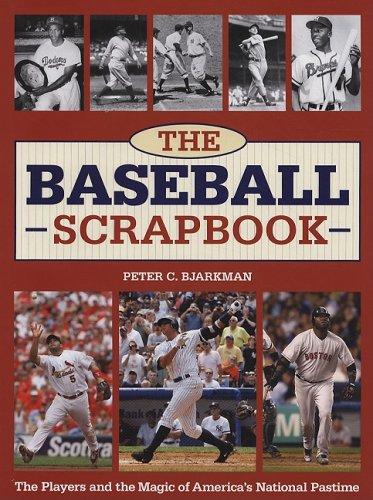 9781572153264: Baseball Scrapbook