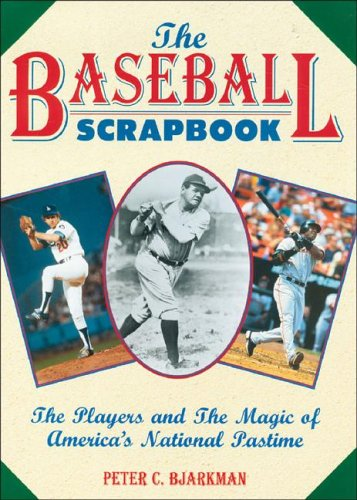 9781572153790: Baseball Scrapbook