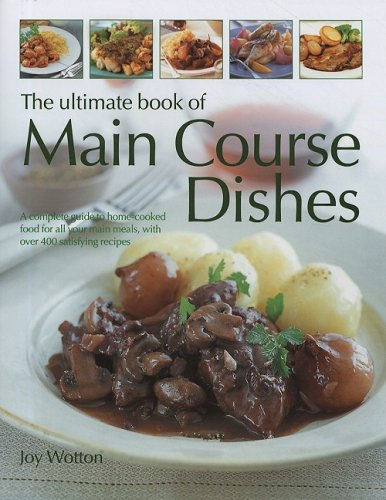 Ultimate Book of Main Course Dishes: Fleetwood, Jenni