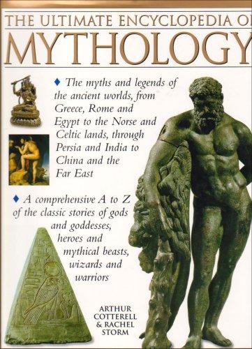 9781572154407: Ultimate Encyclopedia of Mythology