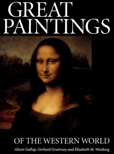 9781572154490: Great Paintings of the Western World