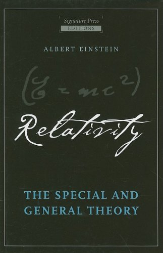 9781572154698: Relativity: The Special and General Theory