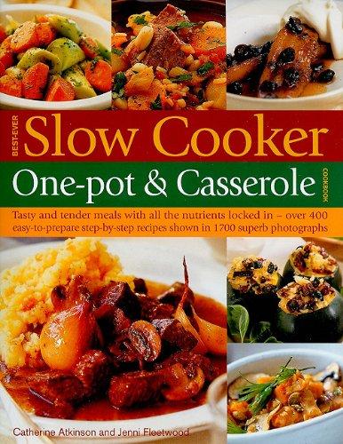 9781572155831: Best-Ever Slow Cooker One-Pot & Casserole Cookbook