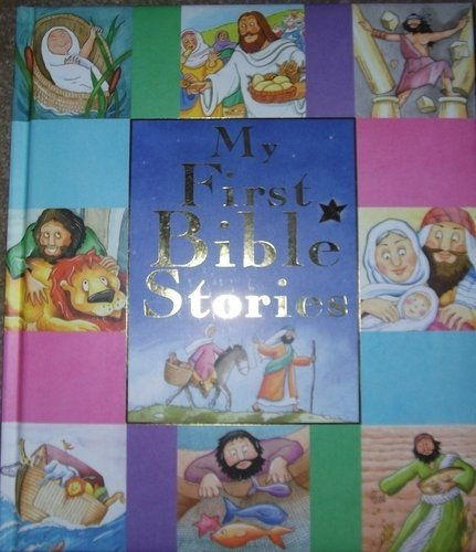9781572156647: My First Bible Stories