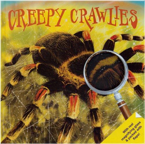 CREEPY CRAWLIES (W/MAGNIFIER GLASS) - Edited