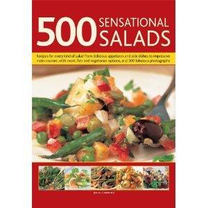 9781572156692: 500 Sensational Salads