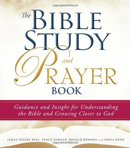 BIBLE STUDY & PRAYER (7484): James Stuart Bell