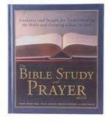 BIBLE STUDY & PRAYER (7507): James Stuart Bell