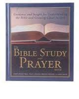 9781572157507: BIBLE STUDY & PRAYER (7507)