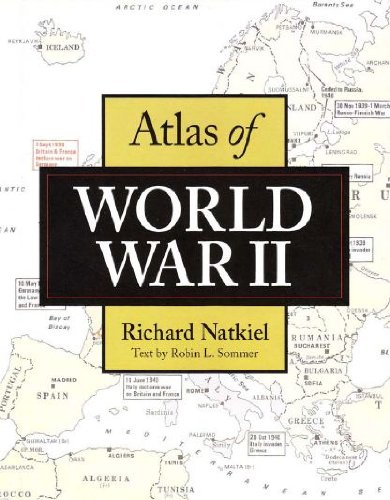 9781572158139: ATLAS OF WWII (SMALL)