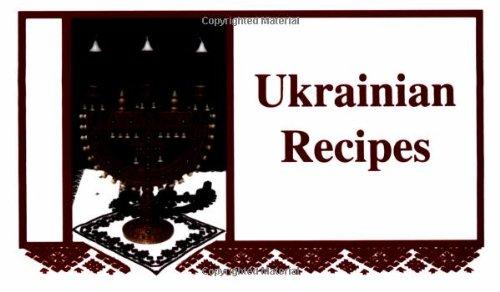 9781572160194: Ukrainian Recipes