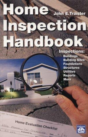 9781572180468: Home Inspection Handbook