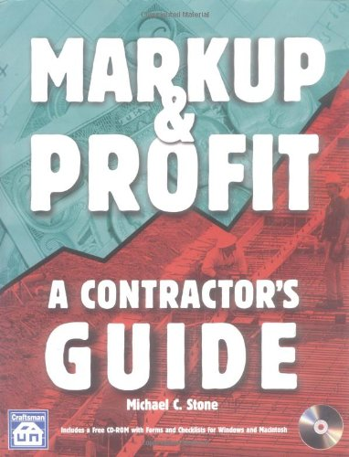 9781572180710: Markup & Profit: A Contractor's Guide