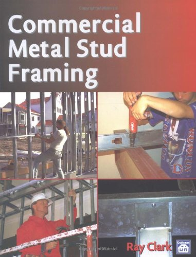 9781572180796: Commercial Metal Stud Framing