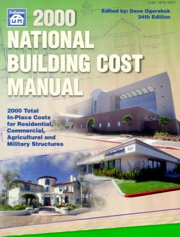 2000 National Building Cost Manual: Ogershok, Dave