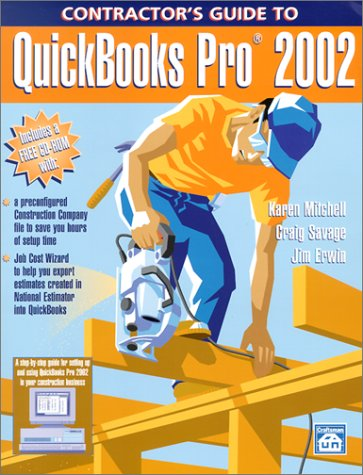 9781572181182: Contractor's Guide to QuickBooks Pro