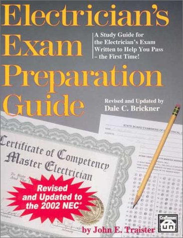 9781572181199: Electrician's Exam Preparation Guide: Based on the 2002 NEC