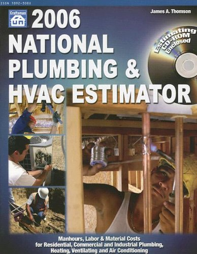 9781572181632: 2006 National Plumbing & Hvac Estimator (NATIONAL PLUMBING AND HVAC ESTIMATOR)