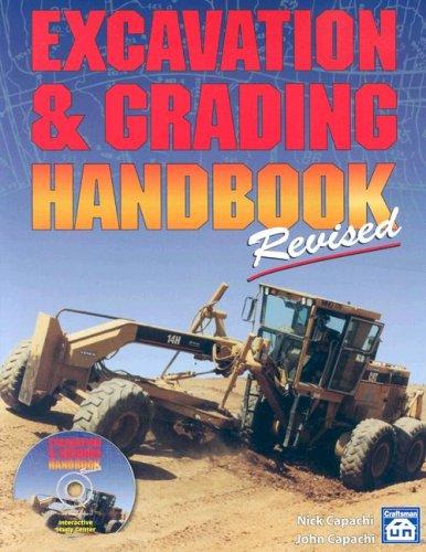 Excavation & Grading Handbook: Capachi, Nick; Capachi, John