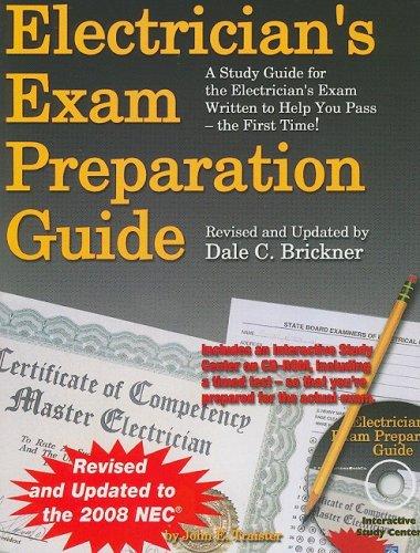 9781572182035: Electrician's Exam Preparation Guide