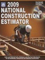 9781572182080: 2009 National Construction Estimator