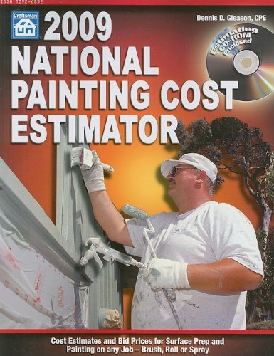 9781572182134: National Painting Cost Estimator [With CDROM] (National Painting Cost Estimator (W/CD))