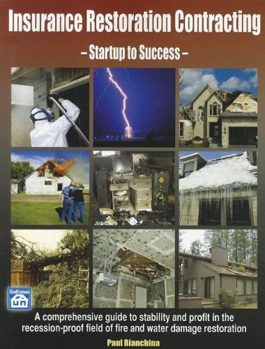 9781572182394: Insurance Restoration: A Complete Guide