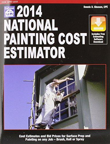National Painting Cost Estimator 2014: Gleason, Dennis D.