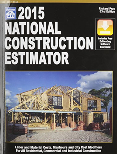 9781572183063: National Construction Estimator 2015