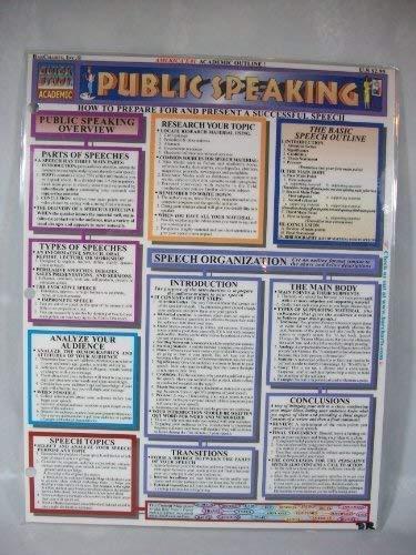 9781572221338: Public Speaking