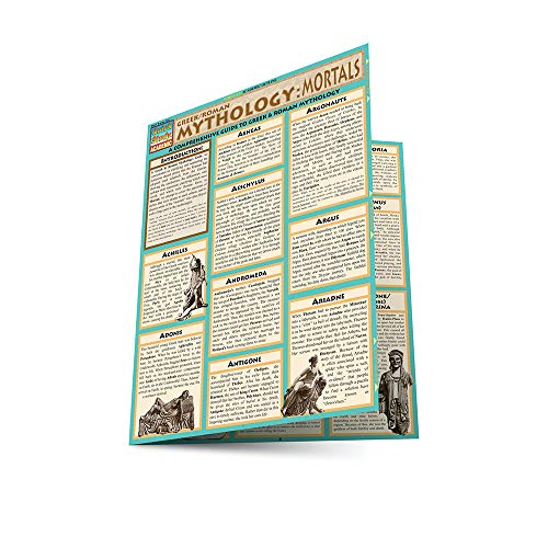 Greek/Roman Mythology: Mortals: A Comprehensive Guide to: Lisa Drucker Kaaren