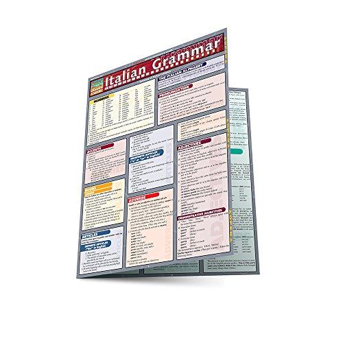 Italian Grammar (Quickstudy: Academic): BarCharts, Inc.
