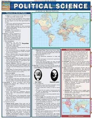 Political Science (Quickstudy Reference Guides - Academic): Lisa Drucker Kaaren