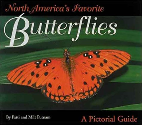 9781572231092: North America's Favorite Butterflies: A Pictorial Guide