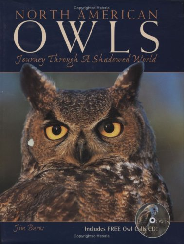 North American Owls: Journey Through a Shadowed World