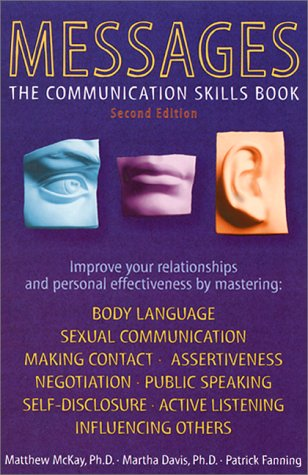 9781572240223: Messages: The Communication Skills Book