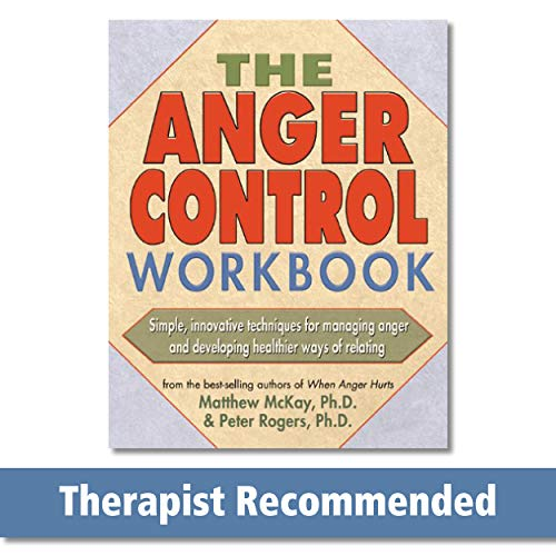 9781572242203: The Anger Control Workbook