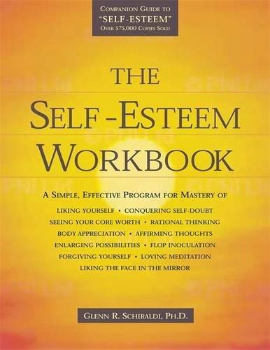 9781572242524: The Self-Esteem Workbook