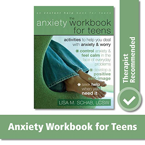 9781572246034: The Anxiety Workbook For Teens: Activities to Help You Deal With Anxiety & Worry: Activities to Help You Deal with Anxiety and Worry (An Instant Help Book for Teens)