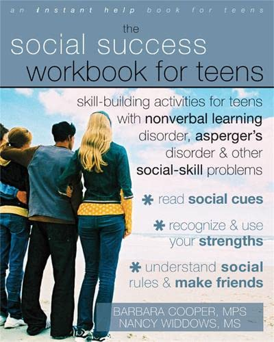9781572246140: The Social Success Workbook for Teens